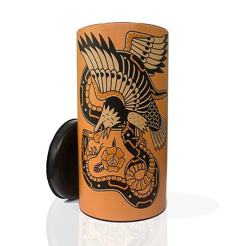 Tubo personalizado Eagle & Snake Battle Royal