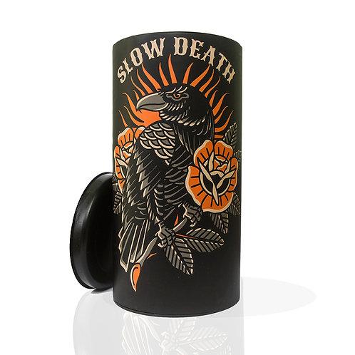 Tubo personalizado Crow Guardian