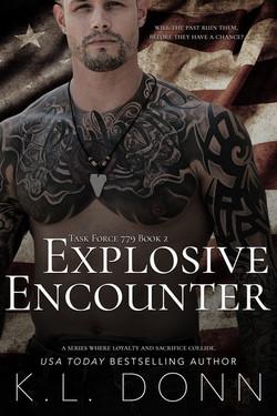 Explosive Encounter ecover