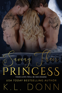 Saving Their Princess ebook
