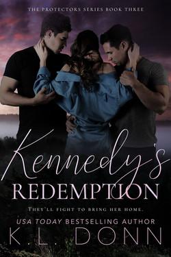 Kennedy's Redemption ebook