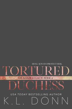 Tortured Duchess ebook tease