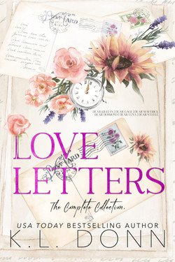 Love Letters Boxset ecover