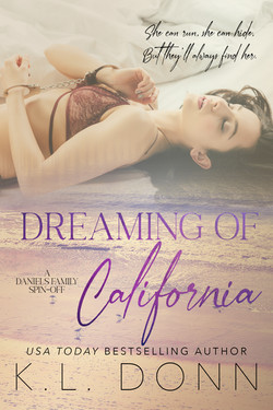 Dreaming of California ecover