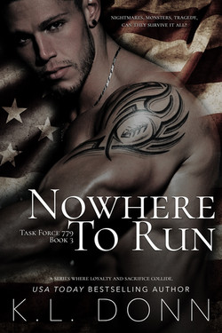 Nowhere To Run ecover