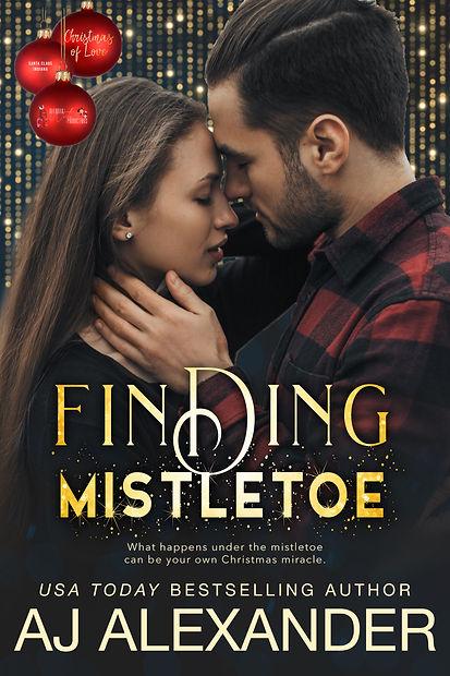 Finding Mistletoe by AJA ecover.jpg