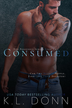 Consumed eCover