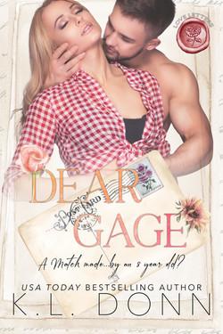 Dear Gage ecover