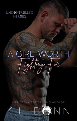 A Girl Worth Fighting For ecover