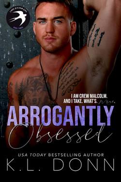 Arrogantly Obsessed ebook
