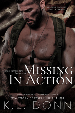 Missing in Action ecover