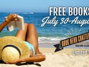Free books + Announcement!