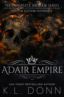 Adair Empire Series cover