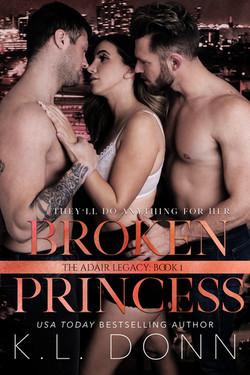 Broken Princess ebook