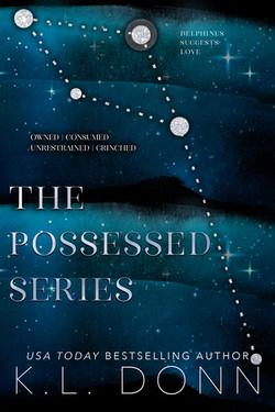 POSSESSED Series Boxset