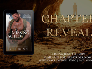 Missing in Action Chapter Reveal
