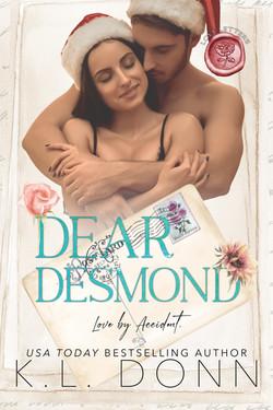Dear Desmond ecover