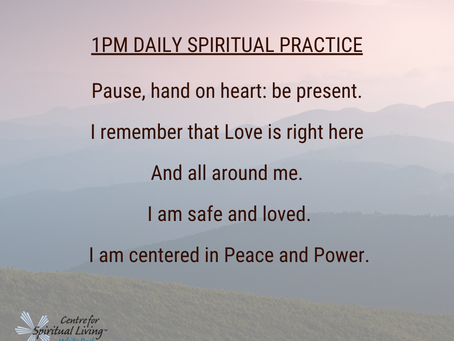 Four Ways to Be Peace and Calm