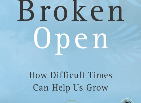 Book of the Month: Broken Open by Elizabeth Lesser