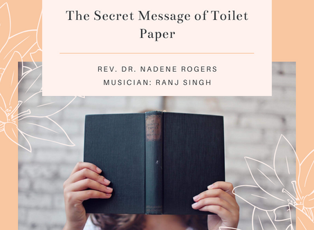 The Secret Message of Toilet Paper