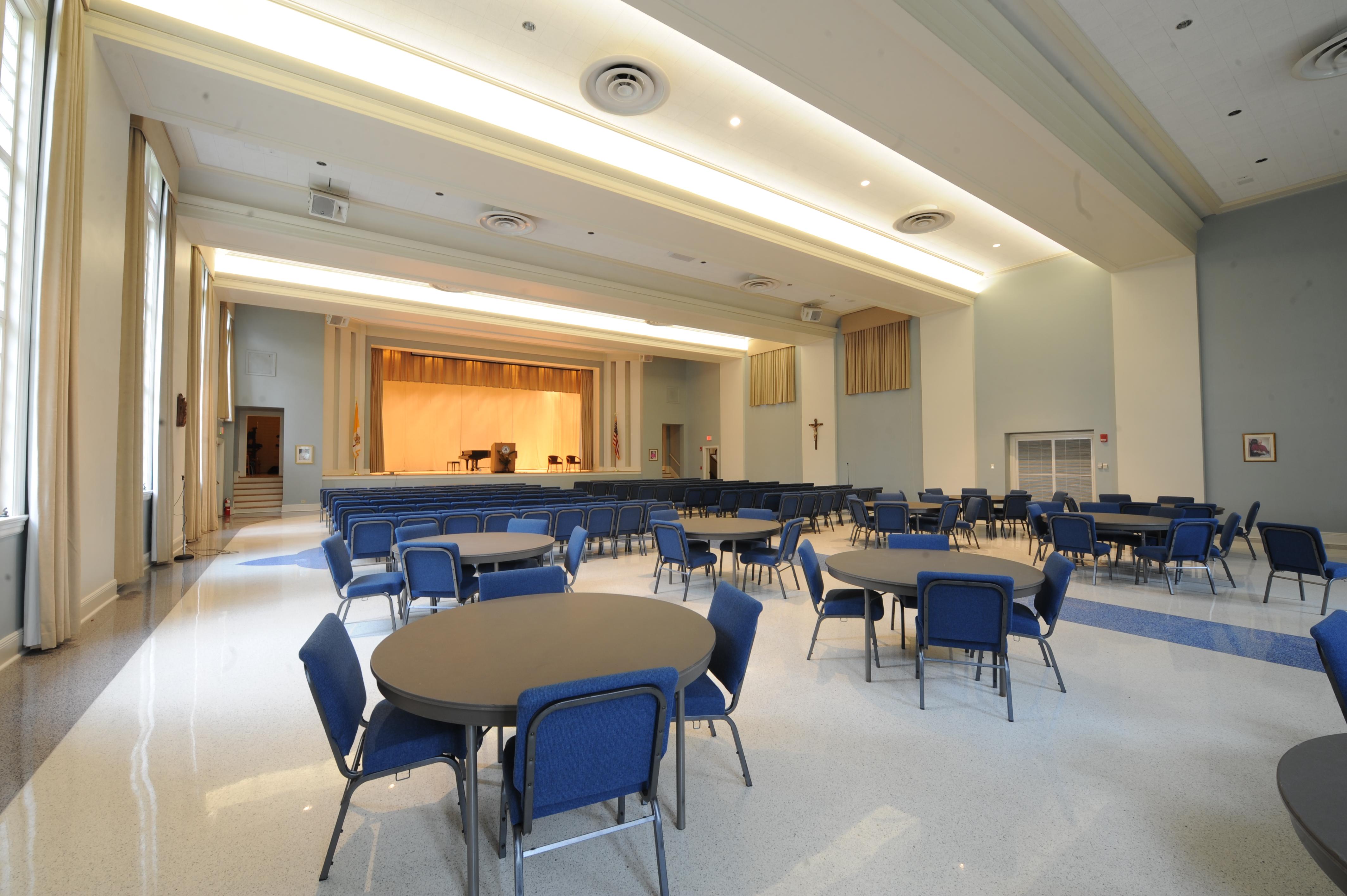 Notre Dame Seminary 235