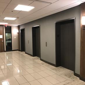 Oakwood Lobby, Feil Organization