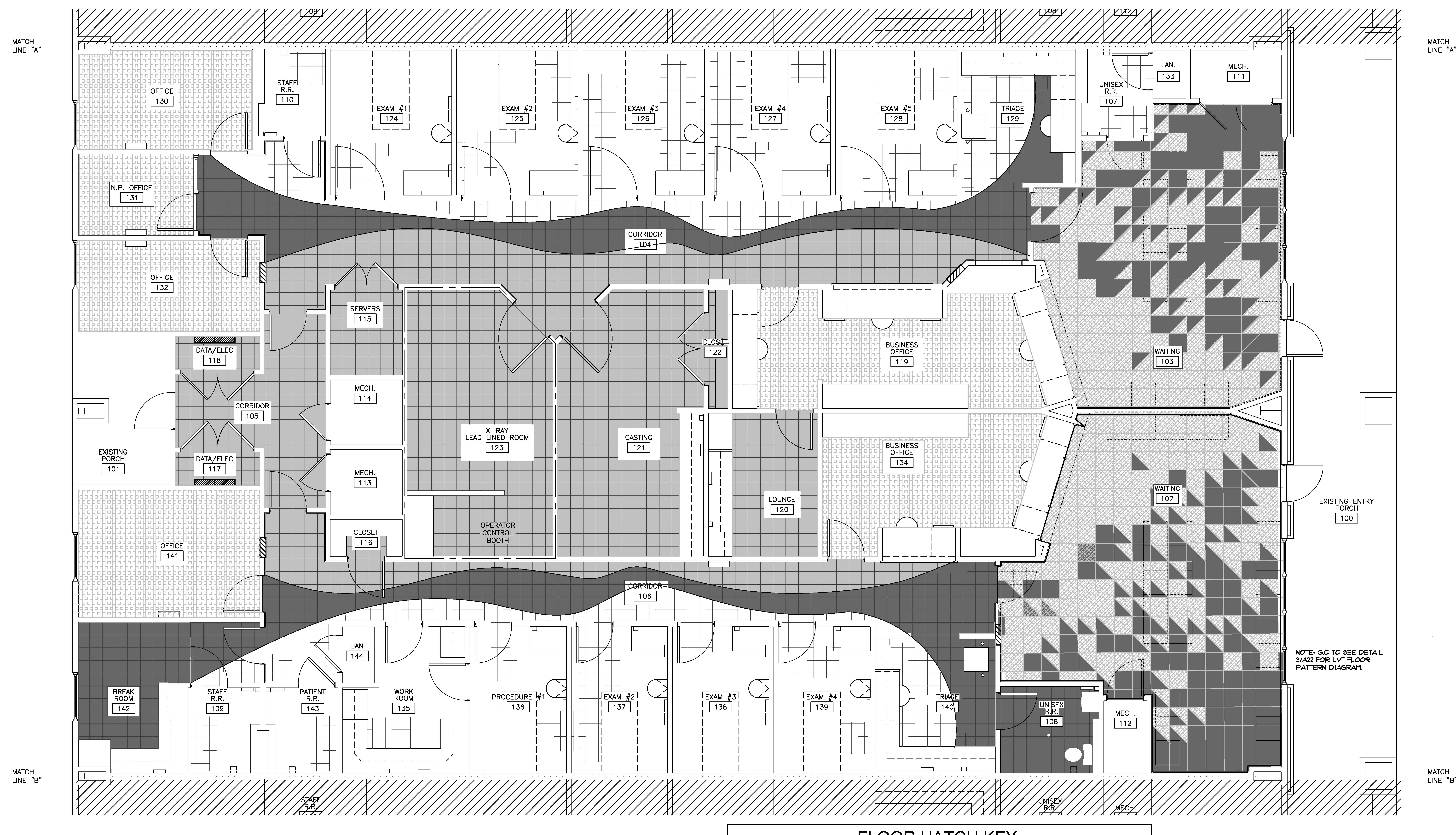 IMC MOB Units C&D- Floor Plan