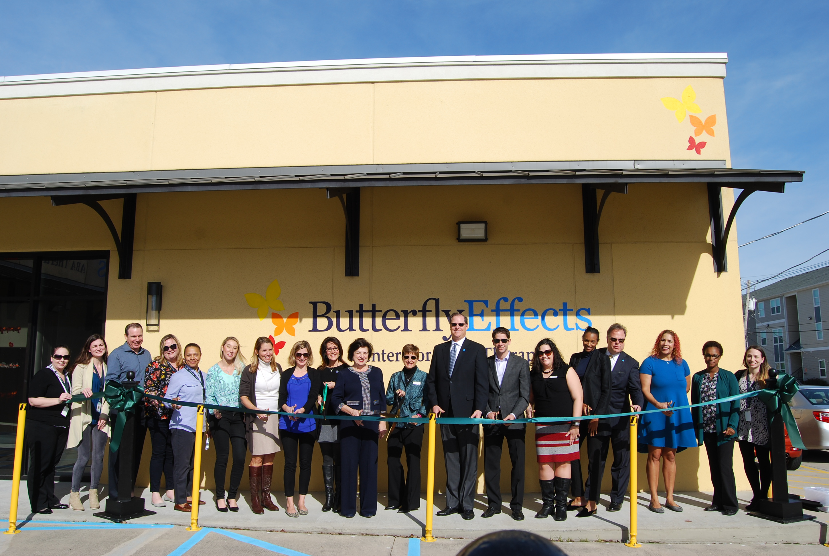Butterfly Effects Center
