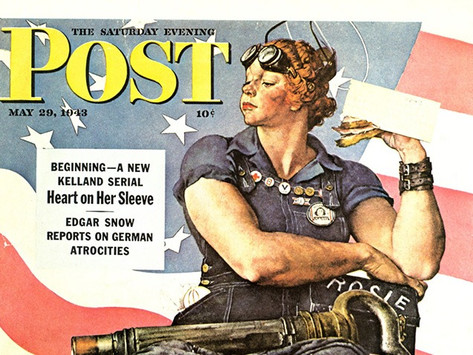 S1 E1: Rosie the Riveter,  The Heroine of a New Order