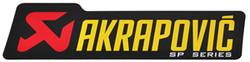Adrenalin Powersport uses Akrapovic