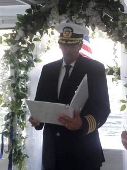 Captain Frank Wedding