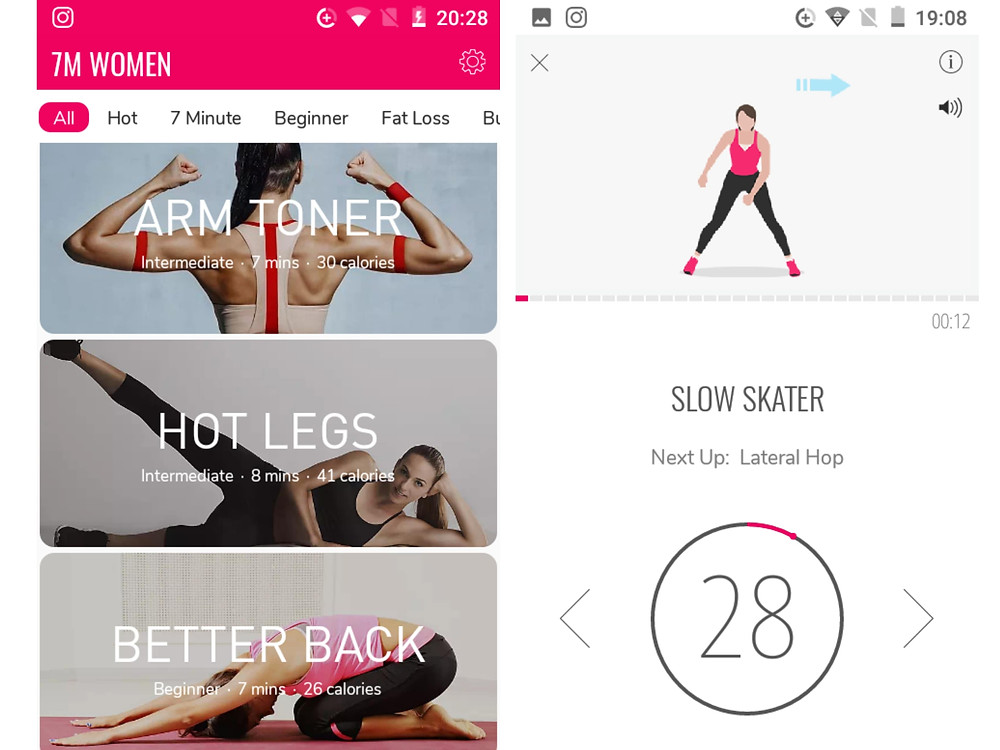 Best Fitness Apps Without Equipment