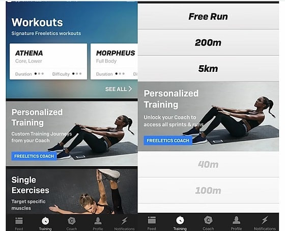 freeletics reviews