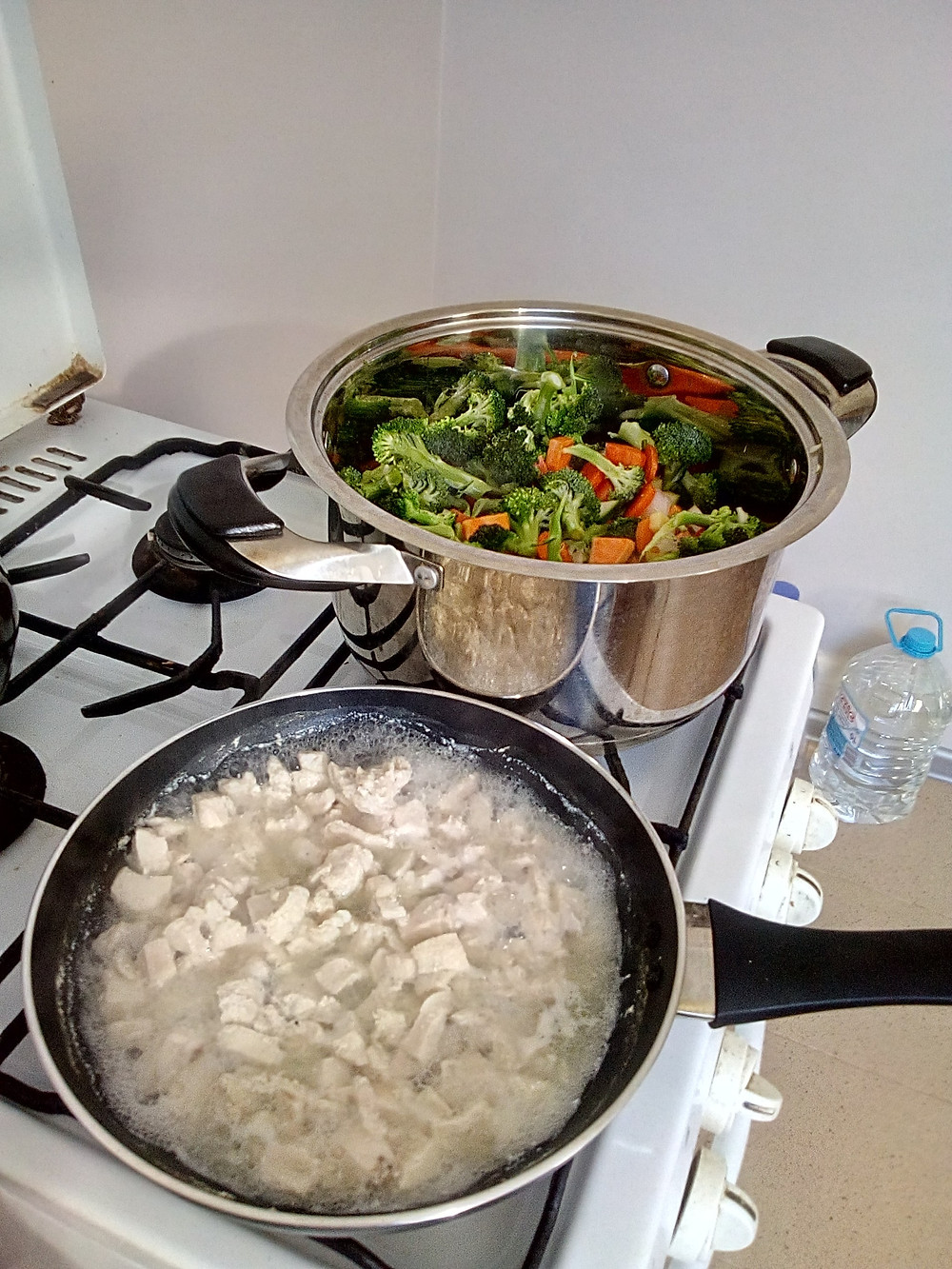 Cooking Without Oil Benefits