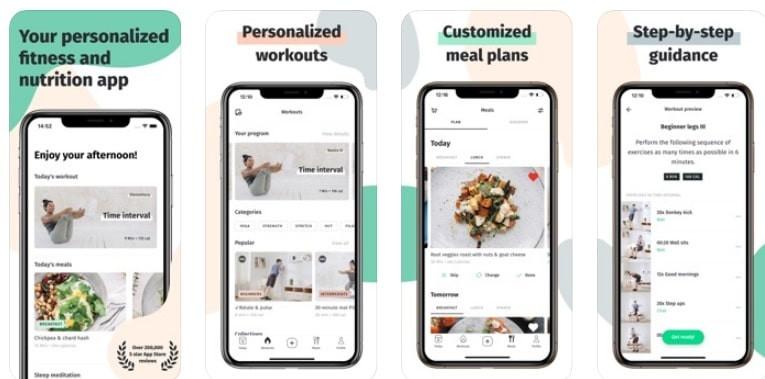 8fit App Review