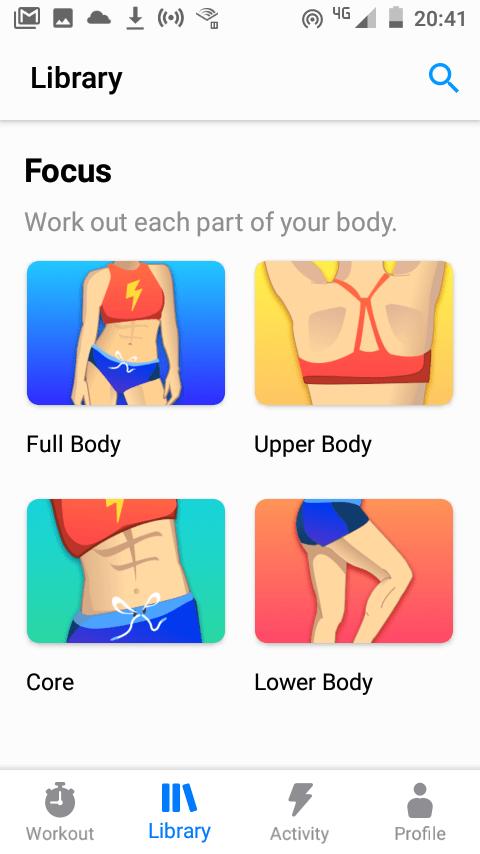Seven App Review