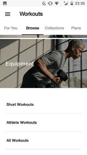 workout app guide 2020