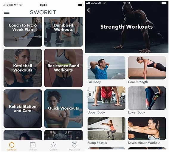 best workout apps for 2020