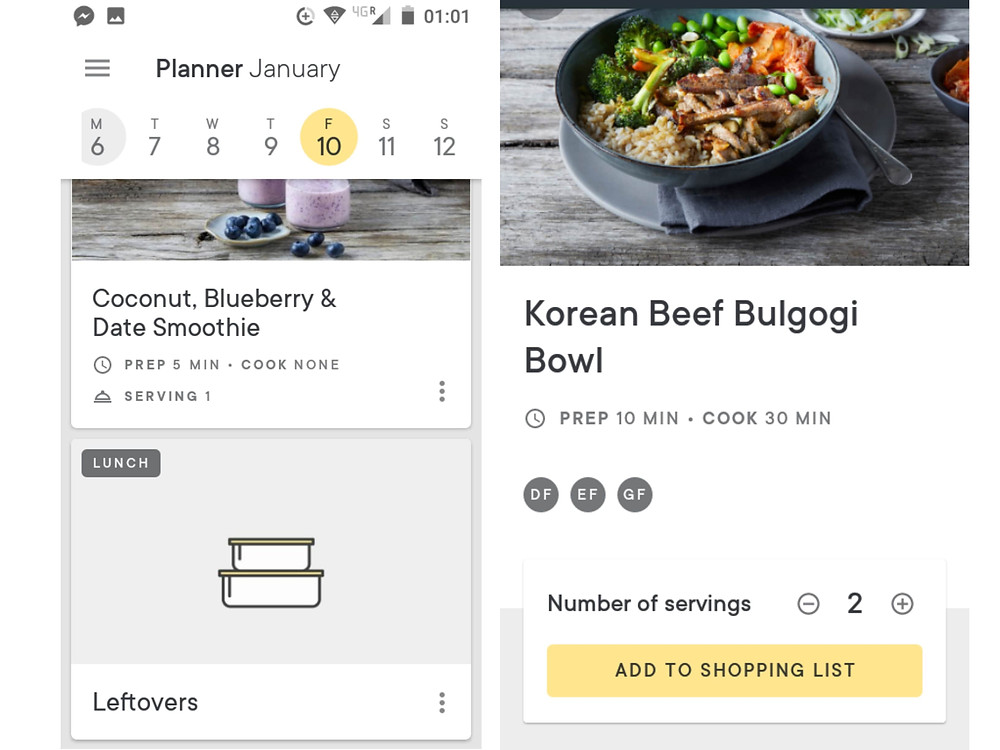Best Fitness Apps With Meal Plans