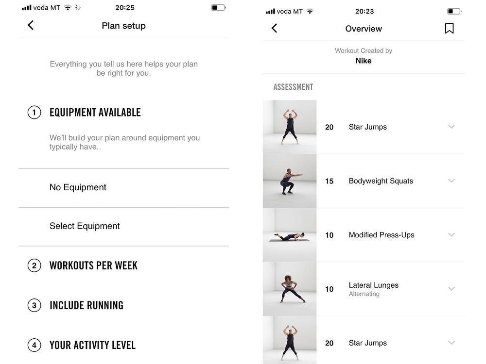 Nike Training Club review