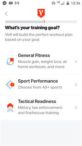Volt Athletics review