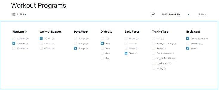 fitness blender review