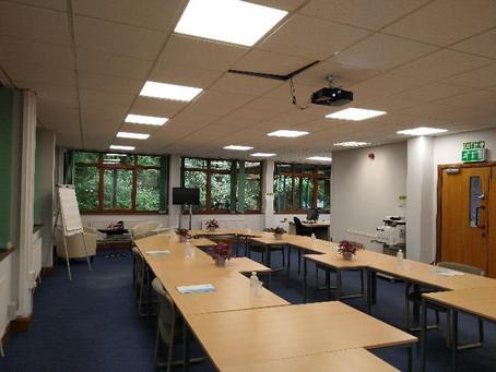 Clean Space Meeting Room - 15% discount for SBF Members
