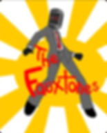 The Fauxtones logo design by Sebastian Erakare