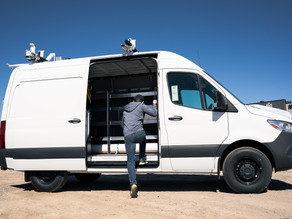Improve Your Business with Commercial Van Builds for Transits and Sprinters