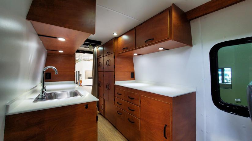 Custom Commercial Medical Van