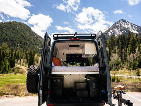 How Much Does A Camper Van Build Cost?
