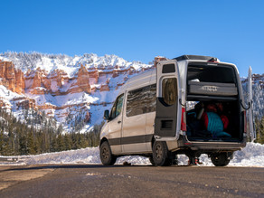 How To Vanlife In The Winter