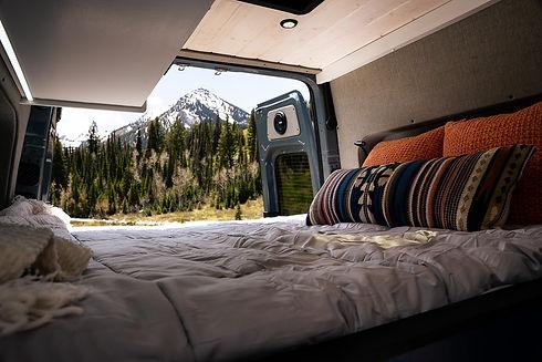 Custom Sprinter Camper Van