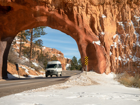 The Best Places to Visit While Road-tripping Utah